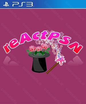 PS3-reActPSN