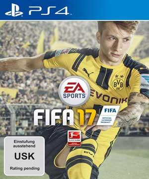 PS4 EA SPORTS FIFA 17